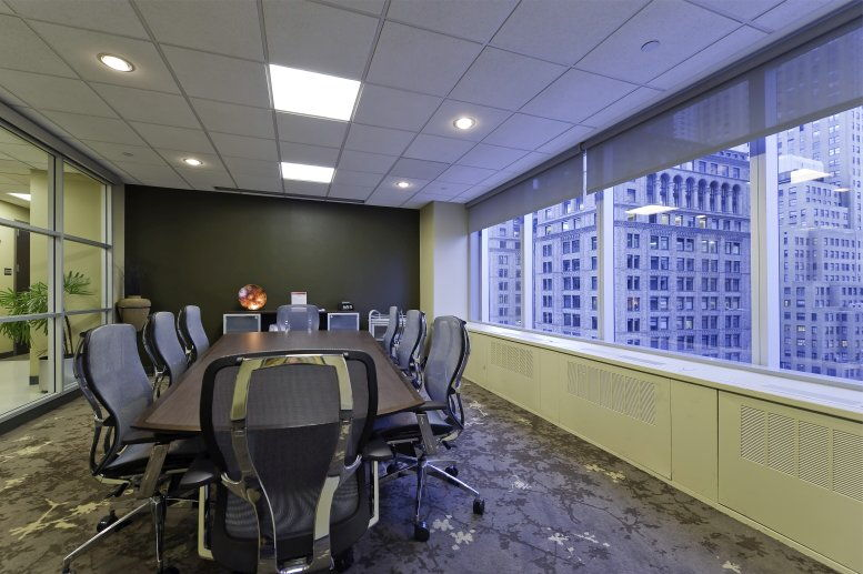 Picture of 100 Park Avenue, Grand Central Office Space available in Manhattan