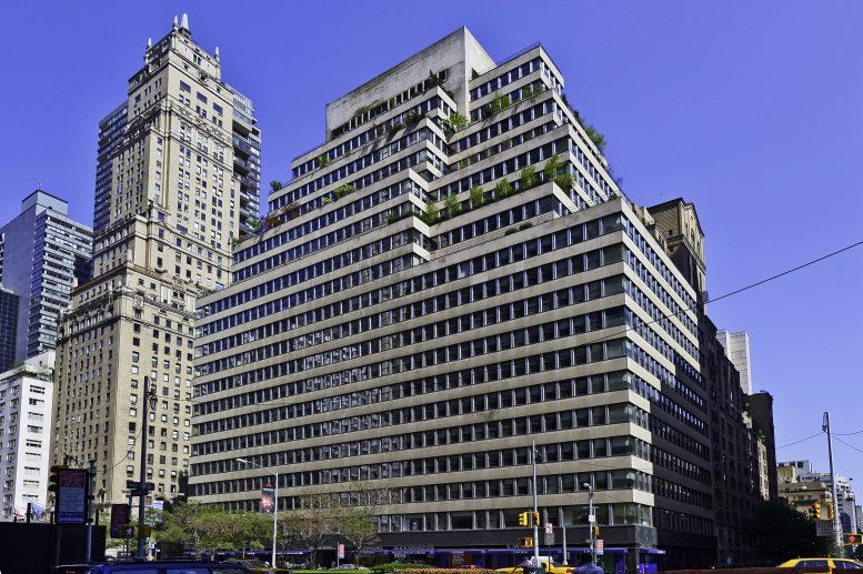 Universal Pictures Building, 445 Park Avenue, Midtown Office Space - Manhattan