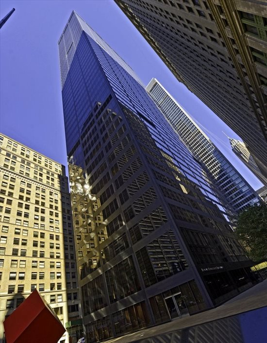 HSBC Bank Building available for companies in Financial District