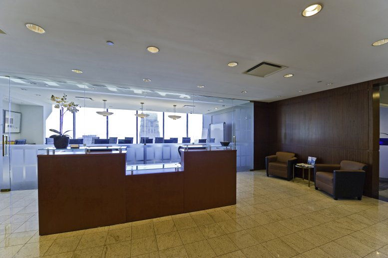 Photo of Office Space on HSBC Bank Building, 140 Broadway, Financial District Manhattan