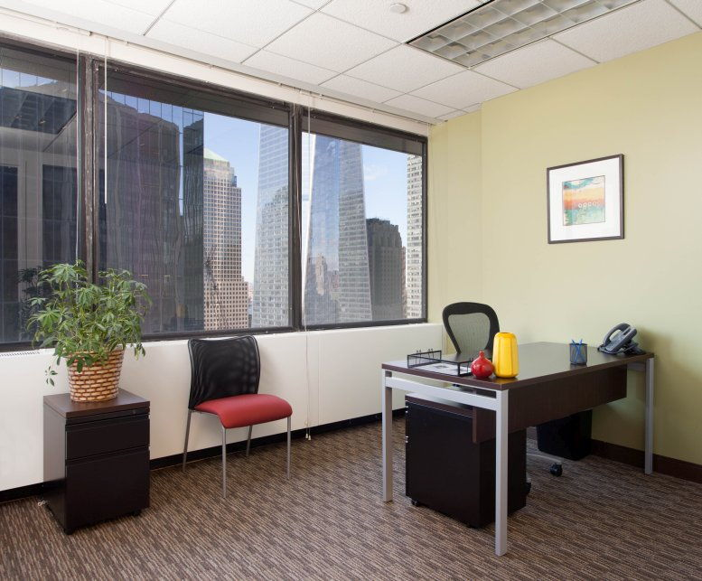 Photo of Office Space on One Liberty Plaza, 165 Broadway, Financial District Manhattan