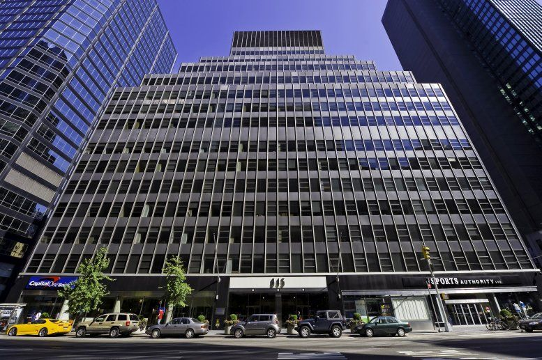 Western Publishing Building available for companies in Manhattan