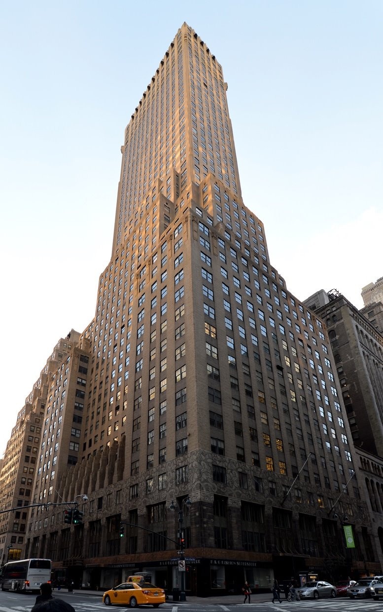 Office for Rent on Chanin Building, 380 Lexington Ave, Grand Central Manhattan