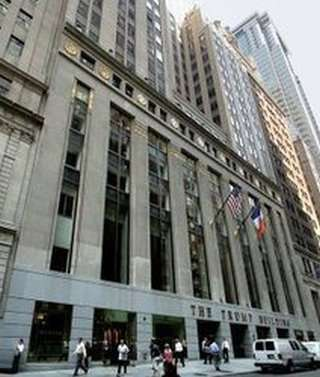 Trump Building, 40 Wall Street, Financial District Office Space - Manhattan