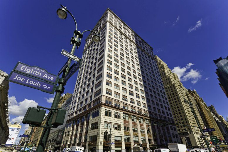 Five Penn Plaza available for companies in Penn Station