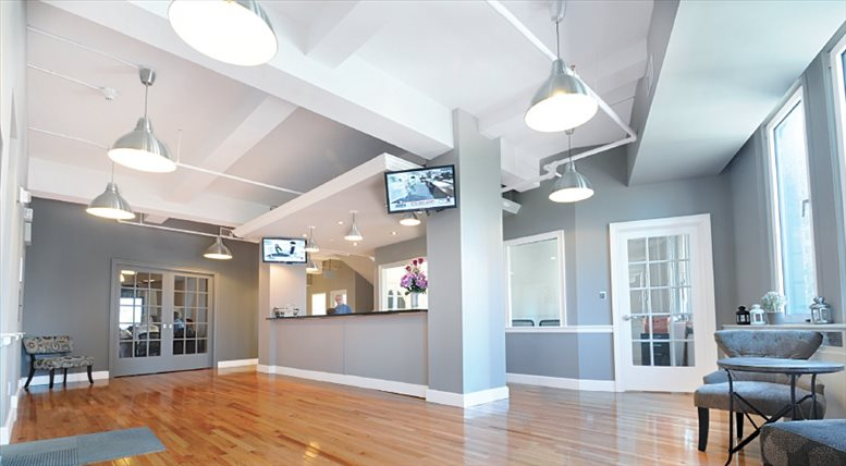 This is a photo of the office space available to rent on 1115 Broadway, Flatiron District
