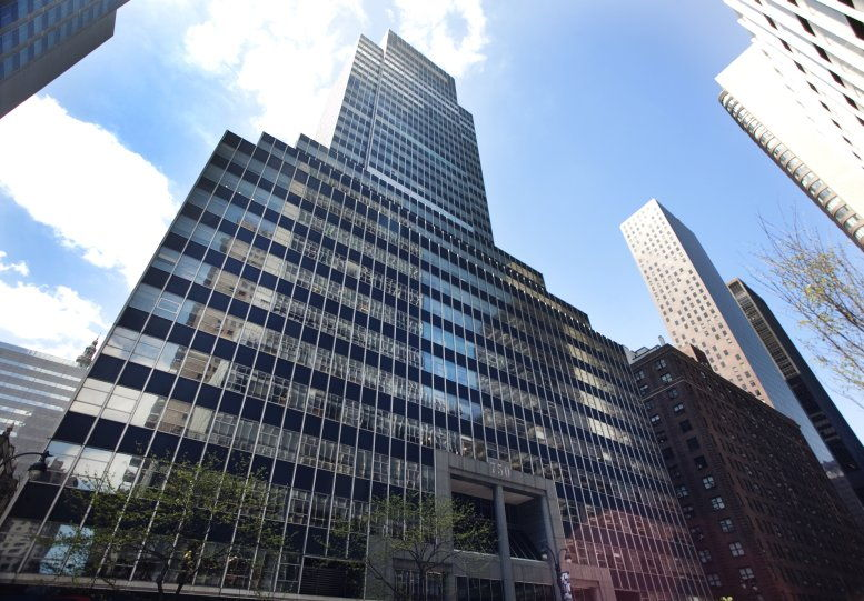 750 Third Avenue, Grand Central Square Office Space - Manhattan