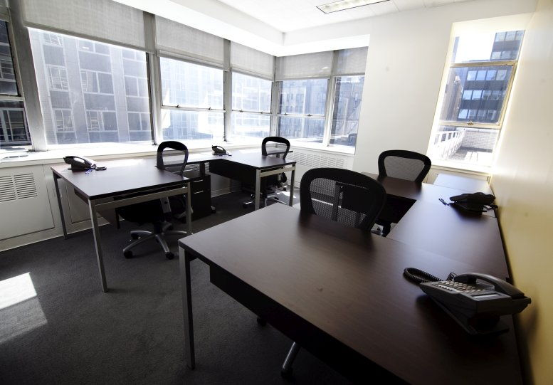 750 Third Avenue, Grand Central Square Office for Rent in Manhattan