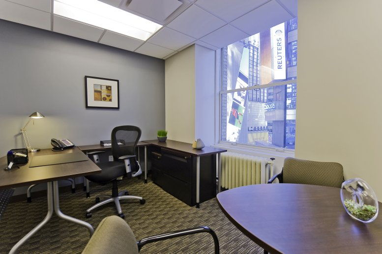 Paramount Building, 1501 Broadway, Times Square/Theater District Office for Rent in Manhattan