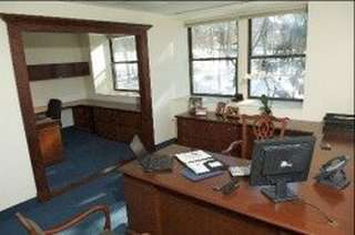 This is a photo of the office space available to rent on 2 Overhill Road, Scarsdale