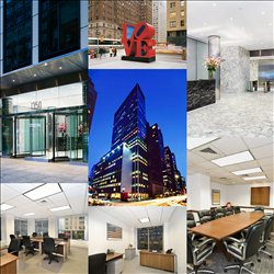 Office for Rent on 1350 Avenue of The Americas, Plaza District Manhattan