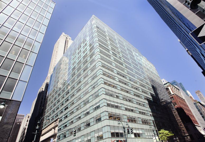 Canadian Pacific Building, 340 Madison Avenue, Grand Central Office Space - Manhattan