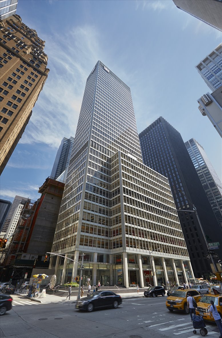 1330 Avenue of The Americas, Midtown Office Space - Manhattan