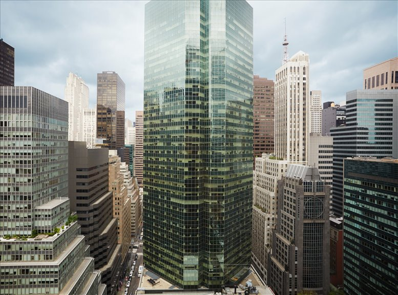 Seagram Building, 375 Park Avenue, Midtown Office Space - Manhattan