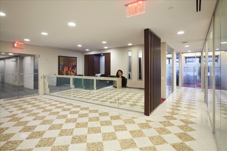 Picture of Seagram Building, 375 Park Avenue, Midtown Office Space available in Manhattan