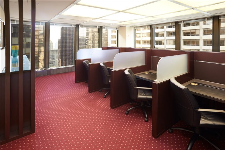 This is a photo of the office space available to rent on Seagram Building, 375 Park Avenue, Midtown