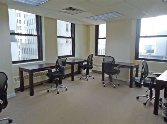 Photo of Office Space on Continental Bank Building, 30 Broad Street, Financial District Manhattan