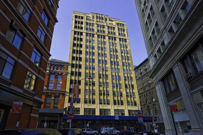Maltz-Franklin Building available for companies in Tribeca