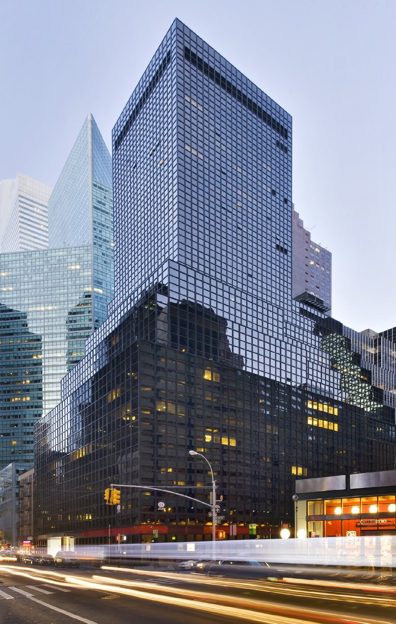 Photo of Office Space available to rent on Grolier Building, 575 Lexington Avenue, Turtle Bay, Midtown, Manhattan
