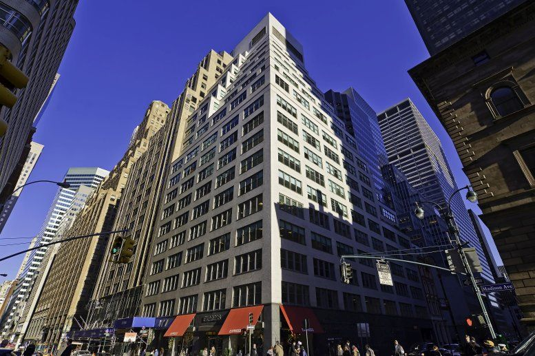 477 Madison Avenue, Plaza District, Midtown Office Space - Manhattan