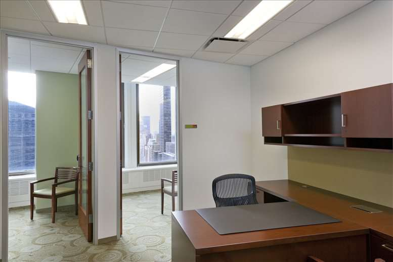 Photo of Office Space available to rent on MetLife Building, 200 Park Avenue, Midtown, Manhattan
