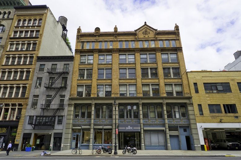 411 Lafayette Street, NoHo, Downtown Office Space - Manhattan