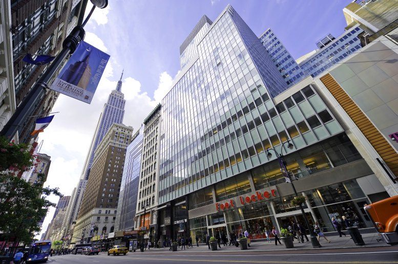 112 West 34th Street, Penn Station Office Space - Manhattan