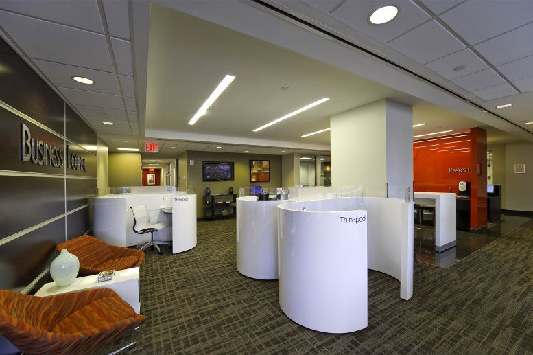 This is a photo of the office space available to rent on 112 West 34th Street, Penn Station