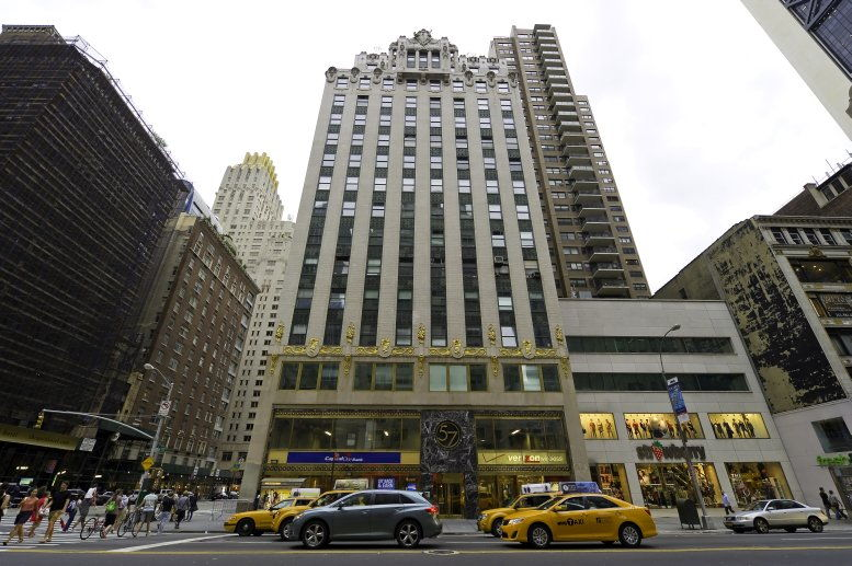 57 West 57th Street, Midtown Office Space - Manhattan