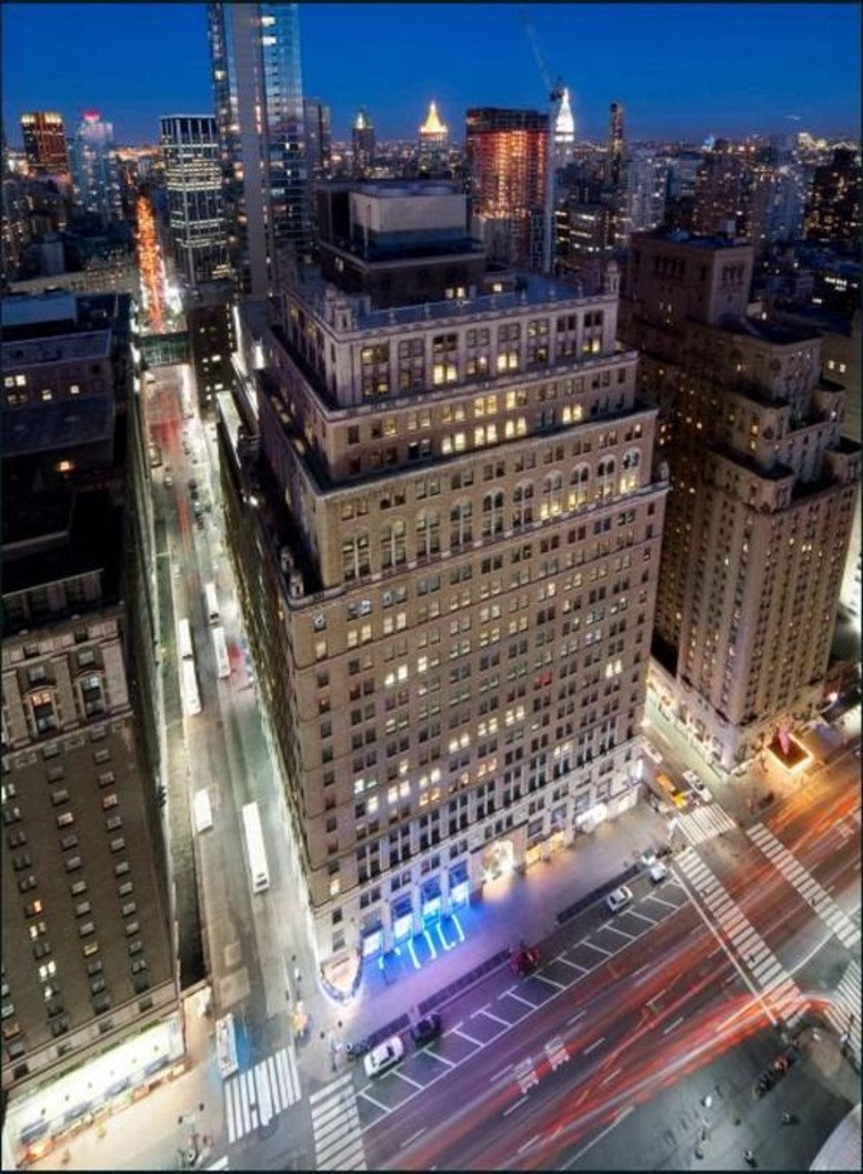 Office for Rent on 14 Penn Plaza, West 34th Street, Penn Station, Chelsea, Midtown Manhattan