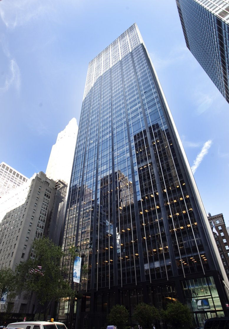 299 Park Avenue, Midtown Office Space - Manhattan