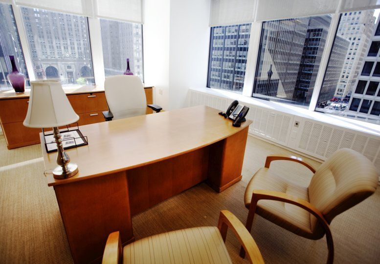 299 Park Avenue, Midtown Office for Rent in Manhattan