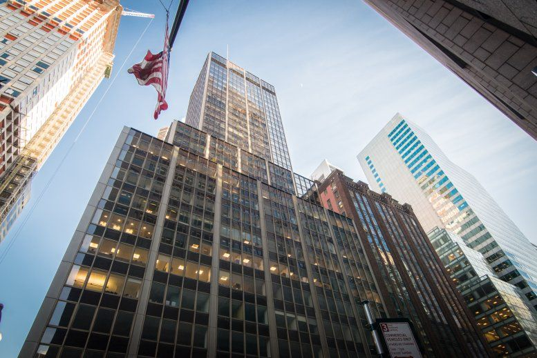 555 Madison Avenue, Midtown Office Space - Manhattan