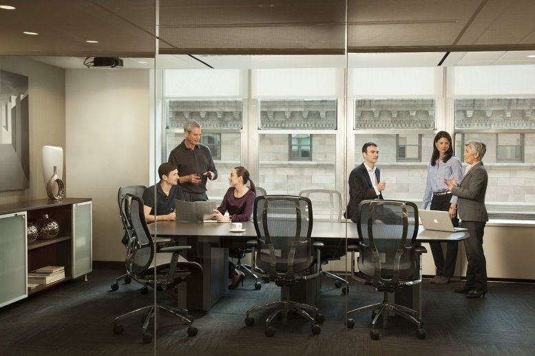Photo of Office Space available to rent on 555 Madison Avenue, Midtown, Manhattan
