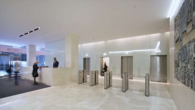 Lefcourt Colonial Building, 295 Madison Avenue, Murray Hill, Midtown Office for Rent in Manhattan