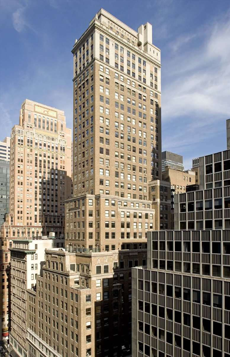 Office for Rent on 535 Fifth Avenue, Bryant Park, Grand Central Manhattan
