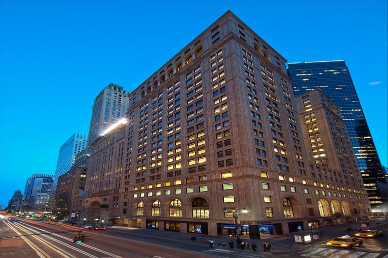 125 Park Avenue, Grand Central Office Space - Manhattan