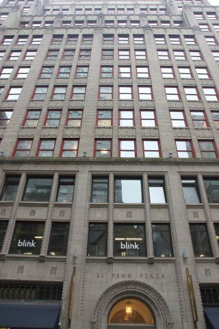 Photo of Office Space on 31 Penn Plaza, 1132 West 31st Street,Penn Station Penn Station