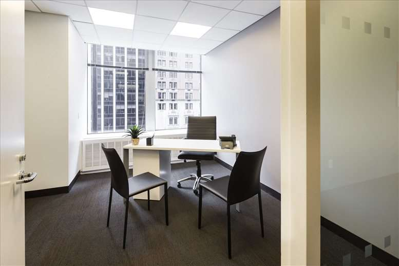 Photo of Office Space on Burlington House, 1345 Avenue of The Americas, Midtown Manhattan