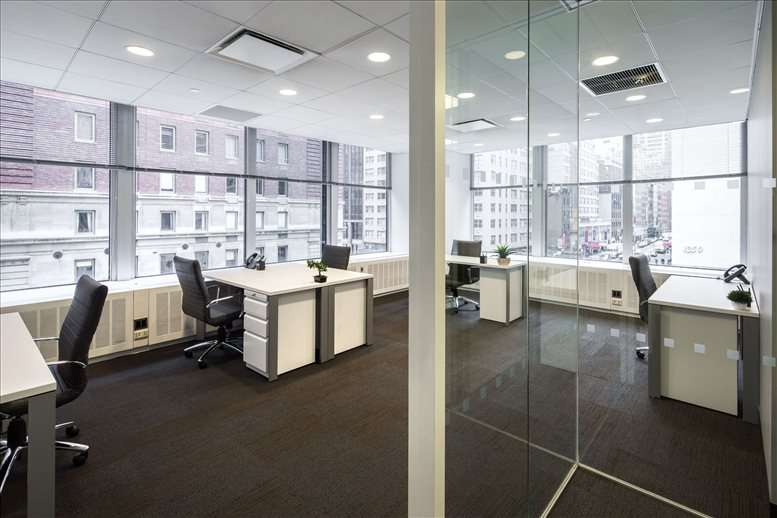 Burlington House, 1345 Avenue of The Americas, Midtown Office for Rent in Manhattan