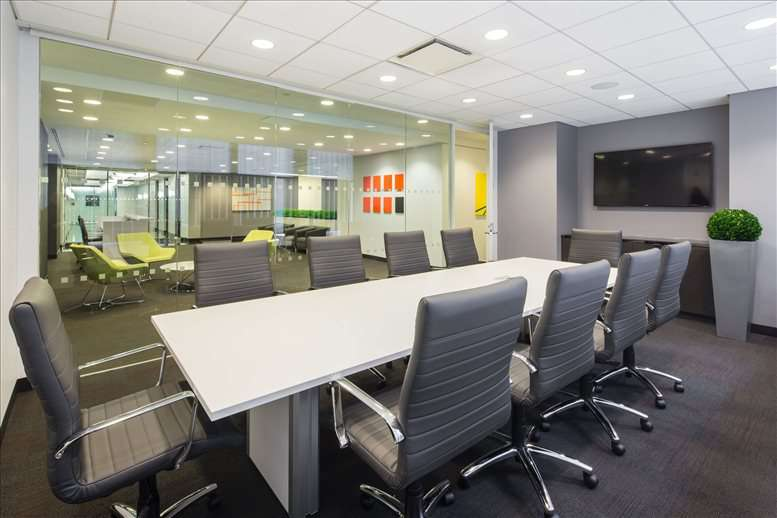 Photo of Office Space available to rent on Burlington House, 1345 Avenue of The Americas, Midtown, Manhattan