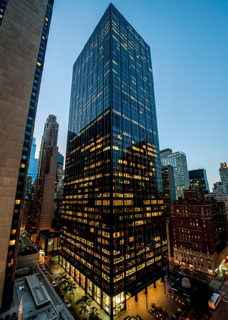 This is a photo of the office space available to rent on Burlington House, 1345 Avenue of The Americas, Midtown