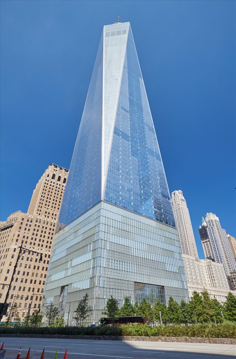 One World Trade Center, 285 Fulton Street, Financial District Office Space - Manhattan