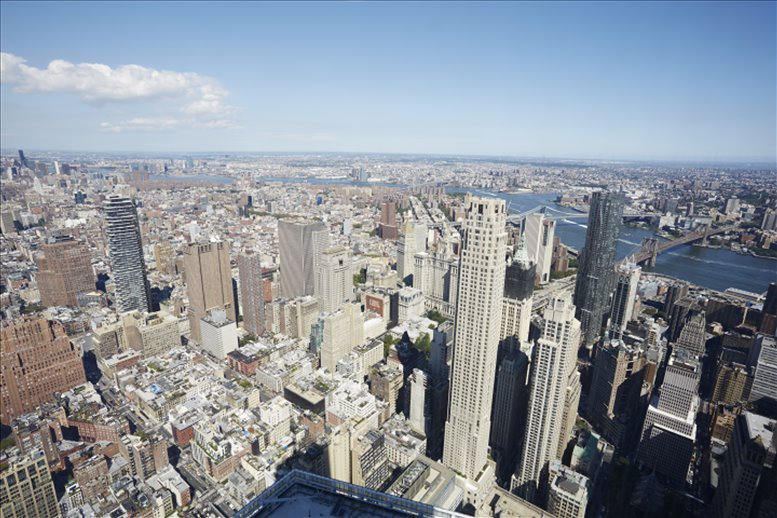 One World Trade Center, 285 Fulton Street, Financial District Office for Rent in Manhattan