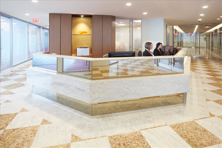 Office for Rent on One World Trade Center, 285 Fulton Street, Financial District Manhattan