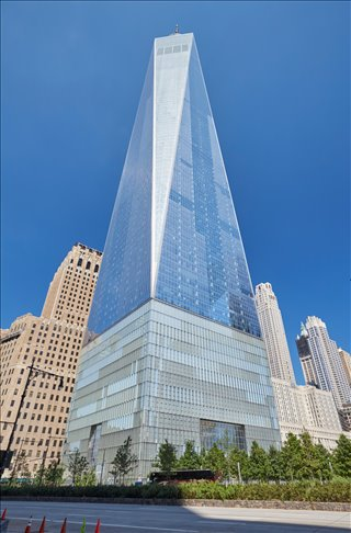 Photo of Office Space on One World Trade Center,285 Fulton Street, Financial District Financial District