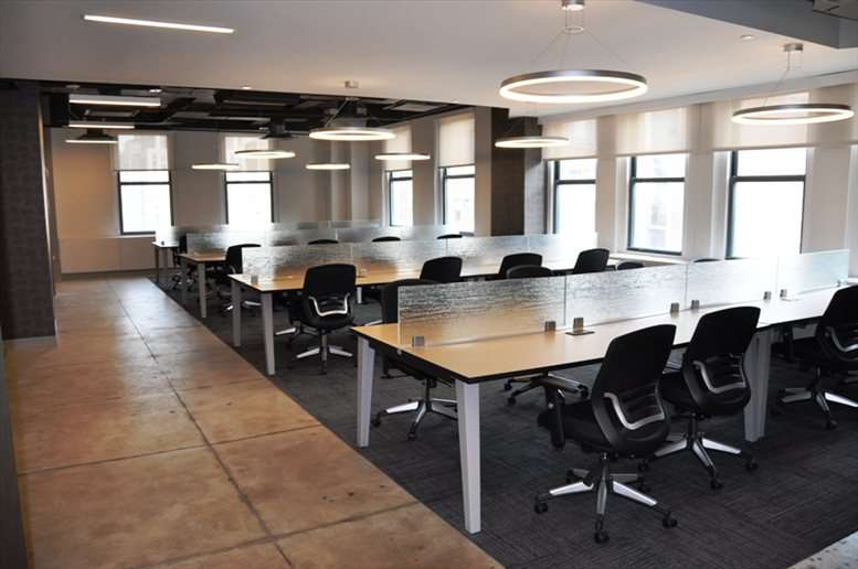 This is a photo of the office space available to rent on 2 Park Avenue, Murray Hill, Midtown