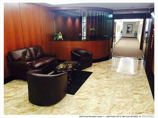 2 Wall Street, Financial District Office for Rent in Manhattan