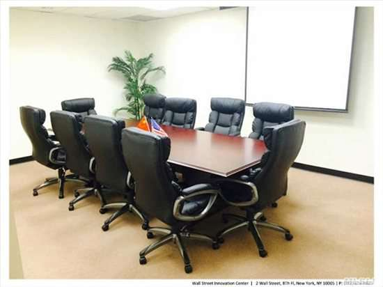 Office for Rent on 2 Wall Street, Financial District Manhattan