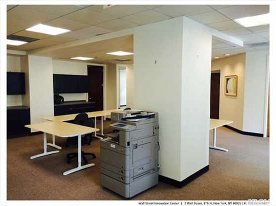 Photo of Office Space available to rent on 2 Wall Street, Financial District, Manhattan